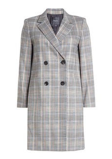 Theory Virgin Wool Coat