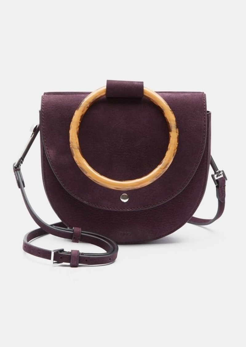 a3c67033608 Theory Whitney Bag in Nubuck Leather | Handbags
