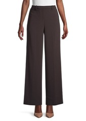 Theory Wide-Leg Dress Pants