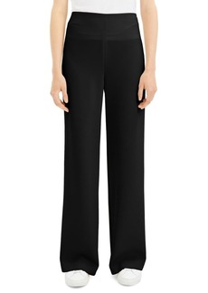 Theory Wide-Leg Pants