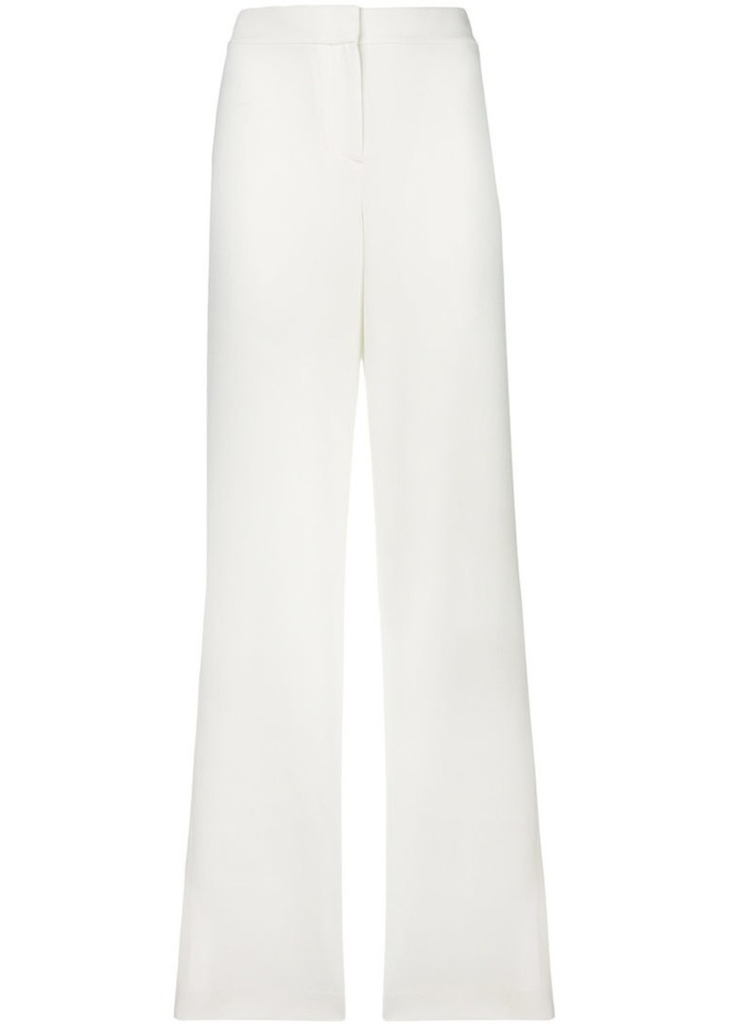 Theory wide leg trousers