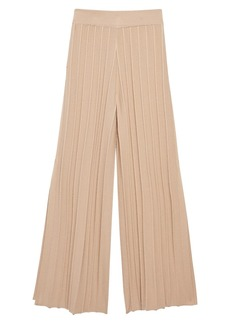 Theory Wide Ribbed Pants