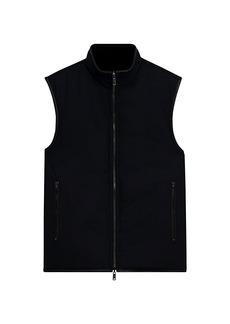 Theory Wilton Zip-Front Vest