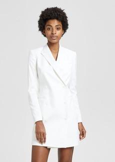 Theory Wool Blazer Dress