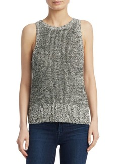 Theory Wool Cable Top