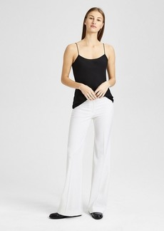 Theory Wool Flare Pant