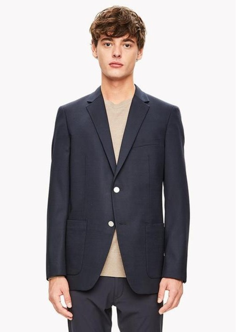 Theory Wool Wellar Jacket