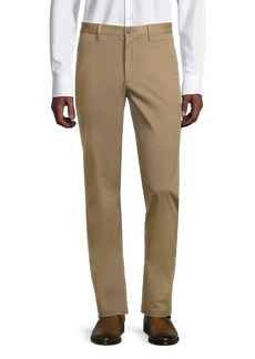 Theory Zaine-Fit Stretch-Cotton Pants