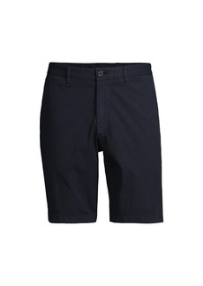 Theory Zaine Stretch-Cotton Shorts