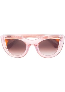 Thierry Lasry clear effect cat eye sunglasses
