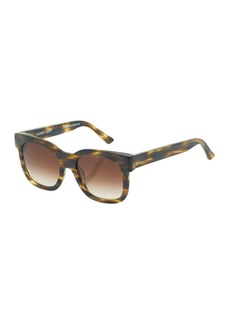Thierry Lasry Flavory 192 Plastic Square Sunglasses