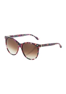 Thierry Lasry Screamy V292 Plastic Round Sunglasses