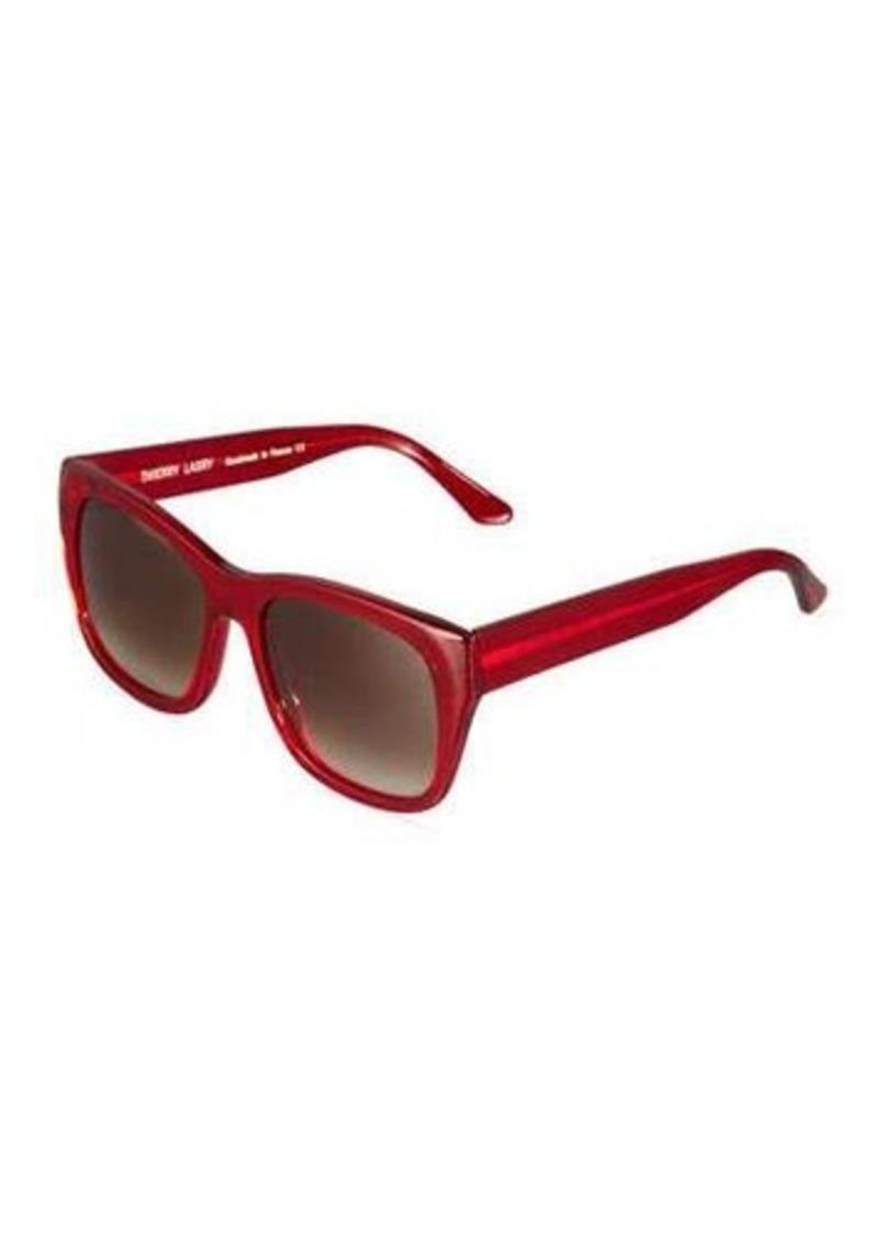 Thierry Lasry Blasty Square Acetate Sunglasses