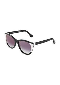 Thierry Lasry Flattery 29 Plastic Round Sunglasses