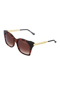 Thierry Lasry Glazy Square Acetate Sunglasses