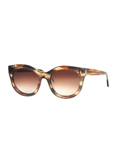 Thierry Lasry Sleepy Acetate Polarized Sunglasses