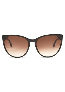 Thierry Lasry Swappy cat-eye sunglasses