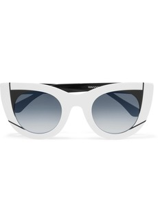 Thierry Lasry Wavvvy 000 Cat-eye Acetate Sunglasses
