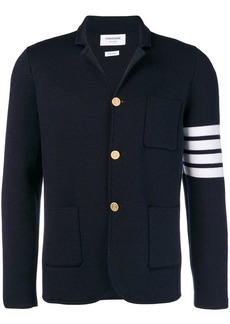 Thom Browne 4-Bar Milano Stitch Sport Coat