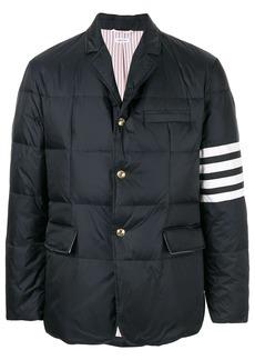 Thom Browne 4-Bar padded blazer