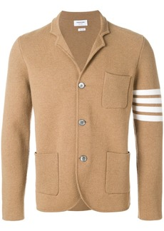Thom Browne 4-bar Camel Hair Sport Coat