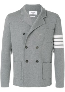 Thom Browne 4-bar Merino Sport Coat