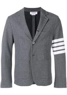 Thom Browne 4-bar Tech Piqué Sport Coat