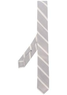 Thom Browne Banker stripe tie