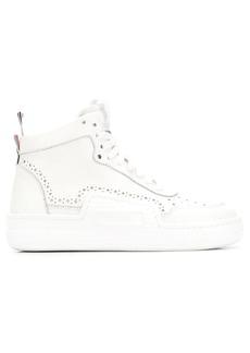 Thom Browne Basketball high-top sneakers