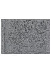 Thom Browne Bicolor Money Clip Wallet
