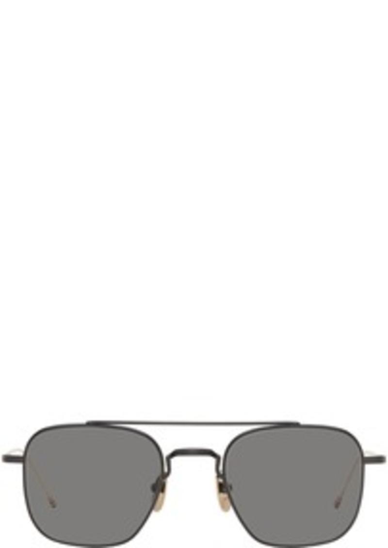 Thom Browne Black TB-907 Sunglasses