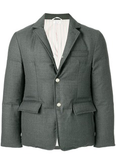 Thom Browne Center-back Stripe Down Sport Coat