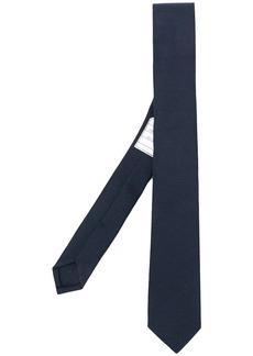 Thom Browne 4-Bar pointed tie