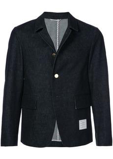 Thom Browne denim blazer jacket