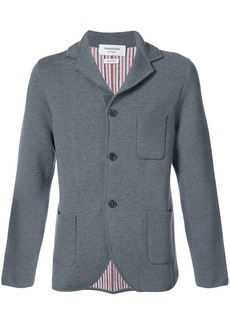Thom Browne Double-Knit Wool Sport Coat