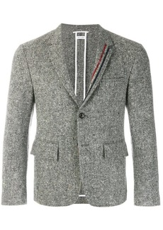 Thom Browne Rwb Lapel Stripe Sport Coat