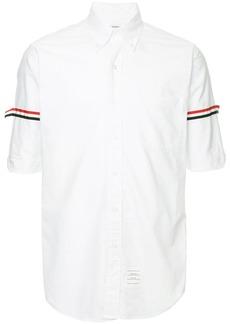 Thom Browne grosgrain armband shirt
