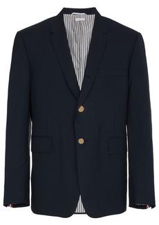 Thom Browne high armhole single breasted blazer