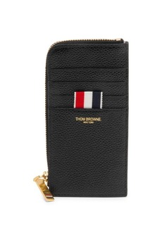 Thom Browne Leather Card Case Wallet