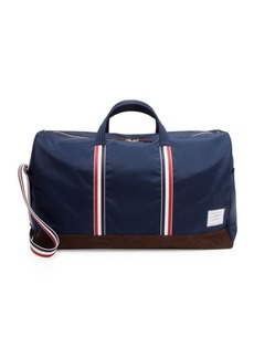 Thom Browne Leather Duffel Bag