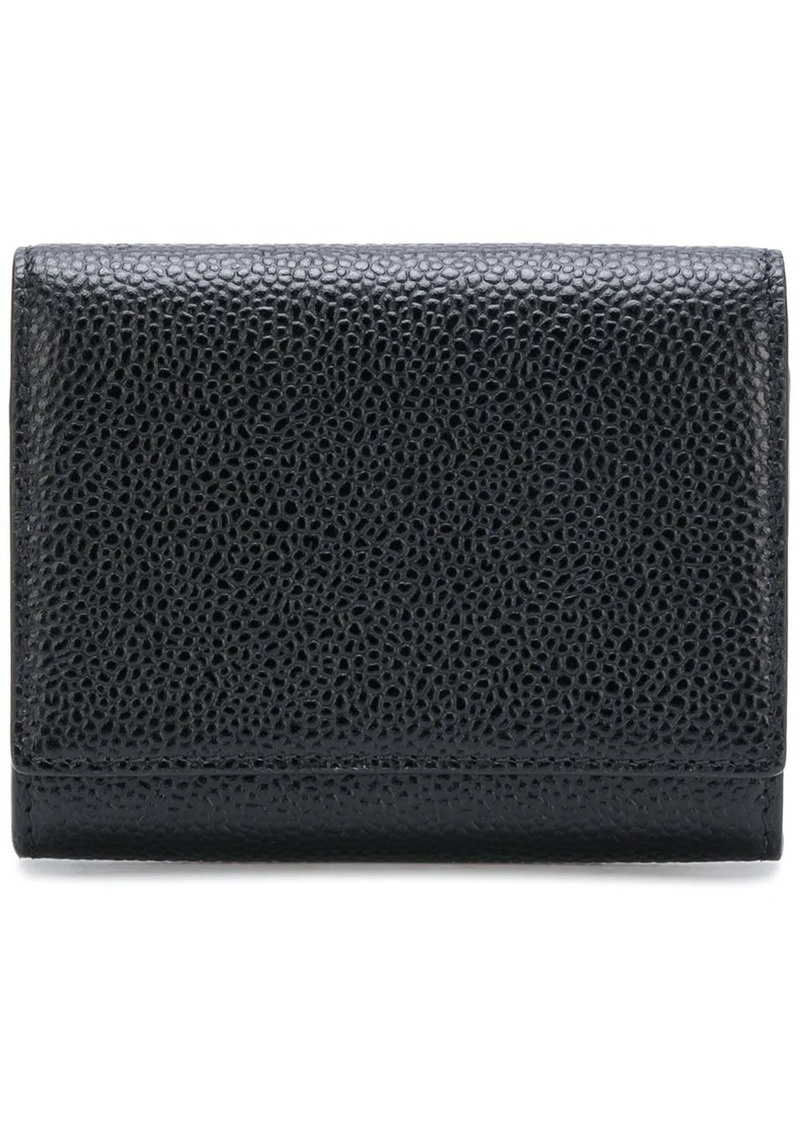 Thom Browne Leather Large Business Cardholder
