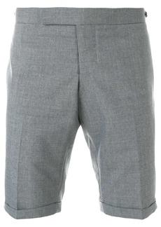 Thom Browne Low Rise Skinny Shorts