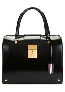 Thom Browne Mrs. Thom leather bag