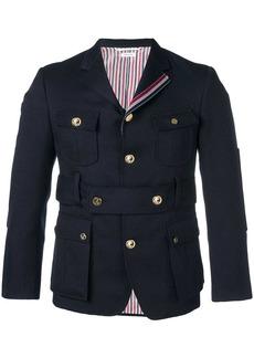 Thom Browne Norfolk High-break Sport Coat