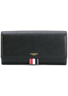 Thom Browne pebble grain continental wallet