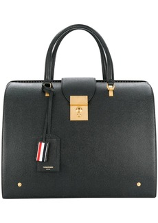 Thom Browne Pebbled Leather Mr. Thom Bag