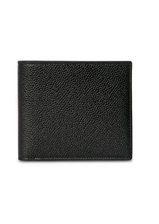 Thom Browne Pebbled Leather Wallet