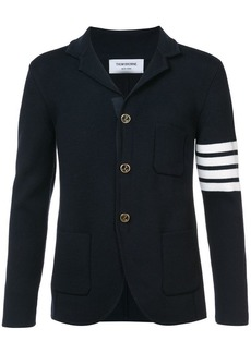 Thom Browne ribbed-knit blazer