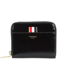 Thom Browne short zip around purse