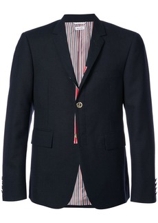 Thom Browne slim fit blazer